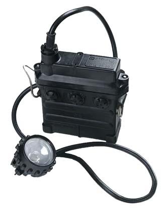 ...шахтный головной СГГ 5М 05 с герметичной аккумуляторной батареей.
